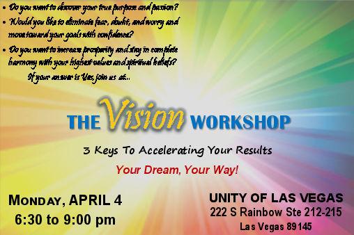 Vision Workshop Basic UnityLV 4-4-16