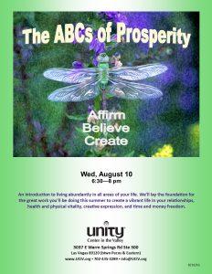 ABCs of Prosperity Flyer 8-10-16